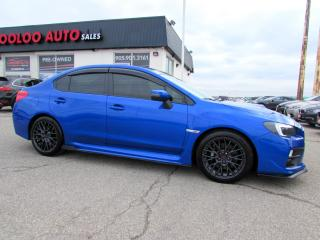 Used 2015 Subaru Impreza WRX STi STI AWD CAMERA BLUETOOTH CERTIFIED WARRANTY for sale in Milton, ON
