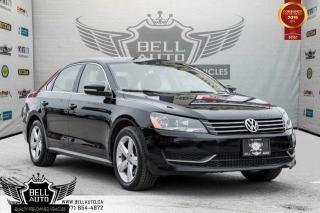 Used 2015 Volkswagen Passat COMFORTLINE, LEATHER, NAVI, BACK-UP CAM, SUNROOF, BLUETOOTH, HEATED SEAT for sale in Toronto, ON