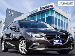 Used 2014 Mazda MAZDA3 GX|1 OWNER|NO ACCIDENT for sale in Scarborough, ON