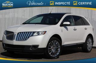 Used 2013 Lincoln MKX AWD for sale in Ste-Rose, QC