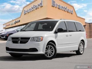 Used 2016 Dodge Grand Caravan SXT  -  Power Windows - $142.49 B/W for sale in Brantford, ON