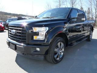 Used 2017 Ford F-150 SPORT 4X4 CREW, ÉCOBOOST 3.5L, 1 PROPRIO for sale in Vallée-Jonction, QC