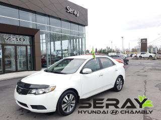 Used 2013 Kia Forte EX A/C for sale in Chambly, QC