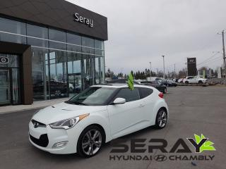 Used 2013 Hyundai Veloster Tech, Toit Pano for sale in Chambly, QC