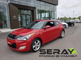 Used 2013 Hyundai Veloster Base, A/c for sale in Chambly, QC