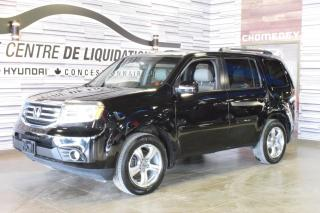 Used 2014 Honda Pilot EX-L+TOIT+CUIR+MAGS+AWD for sale in Laval, QC