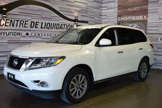 Used 2015 Nissan Pathfinder S+AWD for sale in Laval, QC