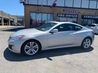Used 2011 Hyundai Genesis Coupe 2.0T Premium/ SUNROOF for sale in North York, ON