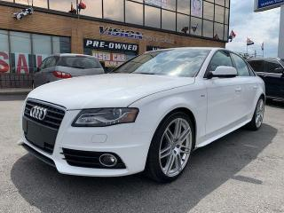 Used 2011 Audi A4 2.0T Premium Plus/ S-Line/ NAVI/ B&O for sale in North York, ON