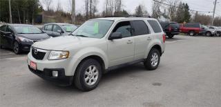 Used 2009 Mazda Tribute v6 AWD 160k safetied we finance GS V6 for sale in Madoc, ON