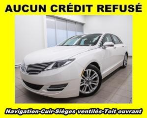 Used 2015 Lincoln MKZ Awd Sièges Ventilés for sale in St-Jérôme, QC