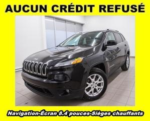 Used 2015 Jeep Cherokee North Sièges Ch for sale in St-Jérôme, QC