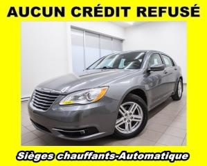Used 2013 Chrysler 200 Touring for sale in St-Jérôme, QC