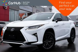 Used 2017 Lexus RX 350 |Sunroof|GPS|Heat.Seats|Backup_Cam|Bluetooth|Blindspot| for sale in Thornhill, ON
