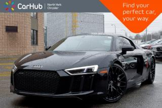 Used 2017 Audi R8 V10 Plus|Bang&Olufsen|GPS|Backup_Cam|Keyless_Go|Heat.Frnt.Seats| for sale in Thornhill, ON