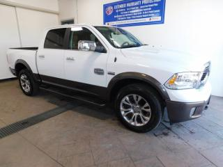 Used 2018 RAM 1500 Longhorn LEATHER NAVI SUNROOF for sale in Listowel, ON