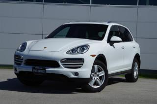 Used 2014 Porsche Cayenne Tip *Low Kms* Navi for sale in Vancouver, BC
