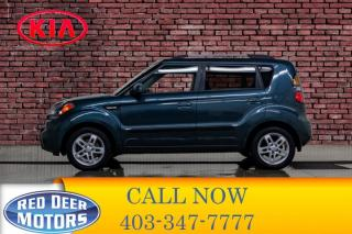 Used 2010 Kia Soul 2U for sale in Red Deer, AB