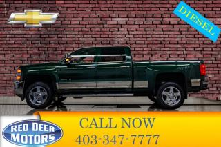 Used 2015 Chevrolet Silverado 2500 HD 4x4 Crew Cab LTZ Diesel Leather BCam for sale in Red Deer, AB