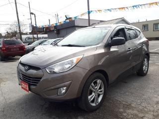 Used 2013 Hyundai Tucson CERTIFIED for sale in Oshawa, ON