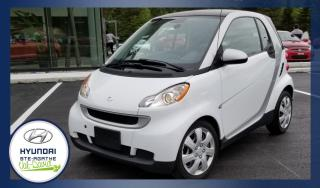 Used 2013 Smart fortwo Bas Km, Coupé 2 portes Pure for sale in Val-David, QC