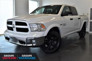 Used 2017 RAM 1500 4WD CrewCab Outdoorsman!!! Comme neuf!!! for sale in St-Jean-Sur-Richelieu, QC