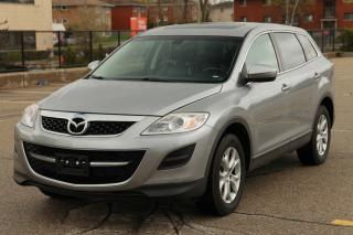 Used 2012 Mazda CX-9 GS 7 Passenger | CERTIFIED for sale in Waterloo, ON