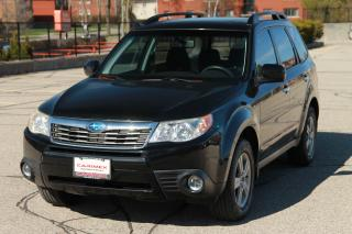 Used 2009 Subaru Forester 2.5 X Touring Package Sunroof | Heated Seats | AWD | CERTIFIED for sale in Waterloo, ON