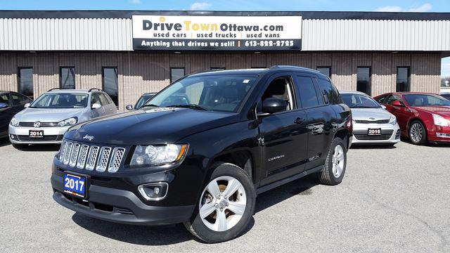2017 Jeep Compass High Altitude Edition 4X4 **90 Days no Payments**
