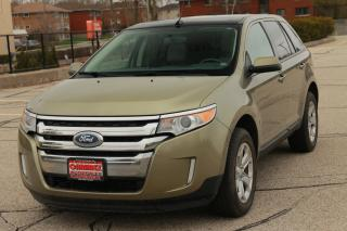 Used 2012 Ford Edge SEL NAVI | Back-Up Camera | CERTIFIED for sale in Waterloo, ON