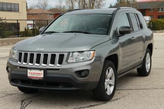 Used 2011 Jeep Compass Sport/North ONLY 87K | CERTIFIED for sale in Waterloo, ON