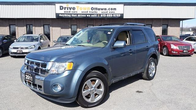2011 Ford Escape LIMITED **LEATHER**MOONROOF**