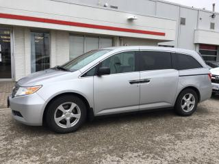 Used 2013 Honda Odyssey LX Bluetooth, Back Up Camera and more! for sale in Waterloo, ON