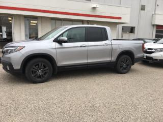 Used 2017 Honda Ridgeline Sport Sold Pending Customer Pick Up...Bluetooth, Back Up Camera, Heated Seats and more! for sale in Waterloo, ON