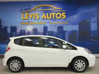 Used 2014 Honda Fit Lx A/c Cruise for sale in Lévis, QC
