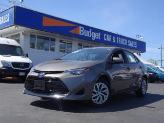 Used 2018 Toyota Corolla Bluetooth, Lane Departure Warning System, Low Kms for sale in Vancouver, BC