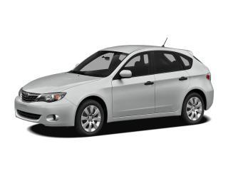 Used 2008 Subaru Impreza 2.5i 5-door AWD 5 SPEED MANUAL . for sale in Ottawa, ON