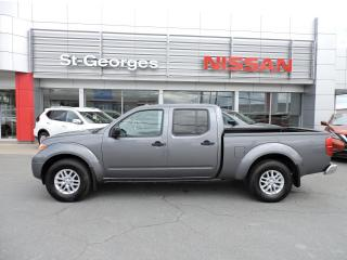 Used 2018 Nissan Frontier SV cabine double 4x4 caisse longue BA for sale in St-Georges, QC