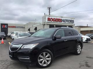Used 2015 Acura MDX SH-AWD - ELITE - NAVI - DVD - 7 PASS for sale in Oakville, ON
