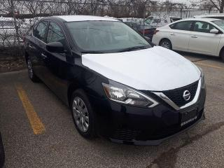 New 2019 Nissan Sentra S for sale in Toronto, ON