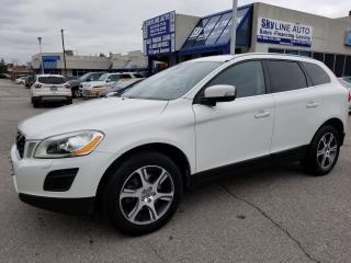 Used 2011 Volvo XC60 T6 R-Design ACCIDENT FREE|PARKING SENSORS|LEATHER|PANORAMIC ROOF|ALLOYS for sale in Concord, ON