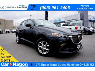 Used 2019 Mazda CX-3 GS | HEATED SEATS | REAR CAM | BLUETOOTH for sale in Hamilton, ON