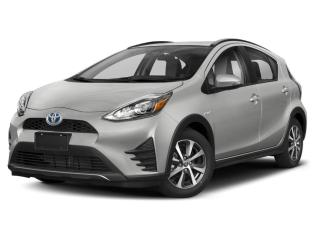 Used 2019 Toyota Prius C for sale in Moncton, NB
