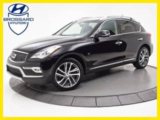 Used 2016 Infiniti QX50 Cuir Toit Awd Nav for sale in Brossard, QC