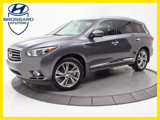 Used 2015 Infiniti QX60 Cuir Toit Awd Gps for sale in Brossard, QC