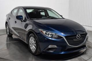 Used 2016 Mazda MAZDA3 Gs A/c Mags Caméra for sale in Île-Perrot, QC
