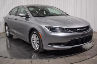 Used 2016 Chrysler 200 Lx A/c for sale in Île-Perrot, QC
