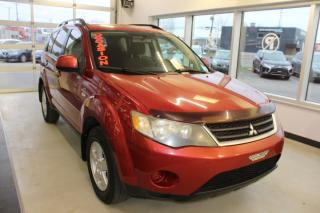 Used 2008 Mitsubishi Outlander LS V6 AWD AUTOMATIQUE 169900KM A BAS PRI for sale in Lévis, QC