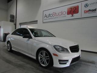 Used 2013 Mercedes-Benz C-Class C 350 berline 4 portes 4MATIC for sale in Mirabel, QC