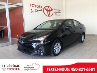 Used 2017 Toyota Prius Caméra Sièges for sale in Mirabel, QC